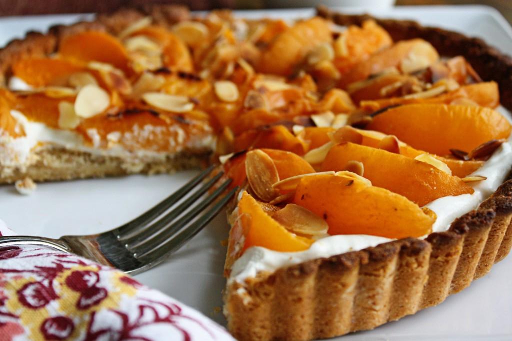 Фото с абрикосами